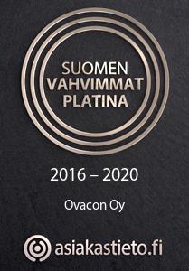 Suomen Vahvimmat 2016-2020